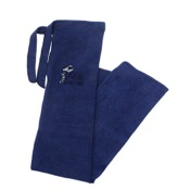 OMP Fleece Recurve Bow Sleeve, Blue