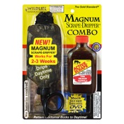 Wildlife Research Magnum Scrape Dripper Combo, 4oz.