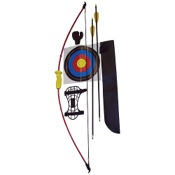 SA Sports Antelope Youth Recurve Set, 15lbs, RH/LH