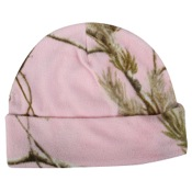 Outdoor Cap Ladies Watch Cap, One Size, AP Pink, w/Cuff