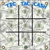 "Arrowmat Foam Rubber Target - Tic Tac Cash, 17""x17"""