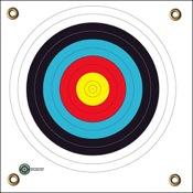 """Arrowmat Foam Rubber Target - XL 4 Color Round, 34""""x34"""""""