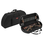 "SKB Hybrid Soft Bow Case, 41""x17""x5"", Black"