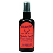 Harmon Triple Heat Female Deer in Heat Lure, 2oz.