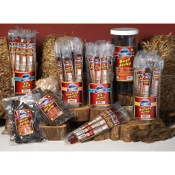 Pacific Mtn Farms Jerky Sticks 4oz. Package, Elk