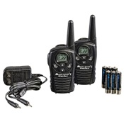 Midland LXT118VP 2 Way Radio w/Batteries & Charger, 2/pk., 22 Chl, 18 mile