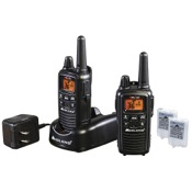 Midland LXT600VP3 2 Way Radio w/Batteries & Charger, 2/pk., 36 Chl, 30 mile