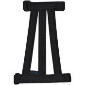 """Vista Armguards Cordura, 7.5"""", Black, H & L"""