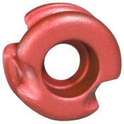 "RAD Super-Deuce 38 Peep, 1/8"", Red, 38� (< 37"" Axle length)"