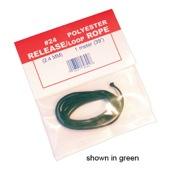 BCY 24 D Loop Rope, 1 meter, Flo Green