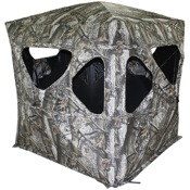 "Big Dog Hub Ground Blind, 60.5""x60.5""x60""H, 13lbs, TmbrStrike"