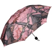 "Rivers Edge Compact Pink Umbrella, 42"", 2""x10"" Folded"