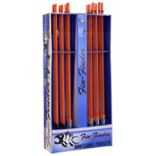 Fin-Finder Arrow Display Raider Pro - 24pk, 24 Arrow