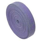 OMP VIBE String Silencers Bulk Roll, 1pr/pk., Purple/Green, 85? Bulk Roll