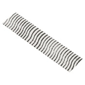 "OMP VIBE String Silencers, White/Black, 5"" Strips"