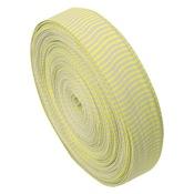 OMP VIBE String Silencers Bulk Roll, 1pr/pk., White/Chart, 85? Bulk Roll