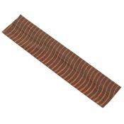 "OMP VIBE String Silencers, Brown/Orange, 5"" Strips"