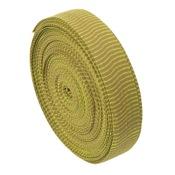 OMP VIBE String Silencers Bulk Roll, 1pr/pk., Green/Chart, 85? Bulk Roll