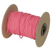 OMP Colored Release Loop Rope - 100ft. Bulk Spool, Pink