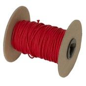 OMP Colored Release Loop Rope - 100ft. Bulk Spool, Red