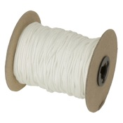 OMP Colored Release Loop Rope - 100ft. Bulk Spool, White
