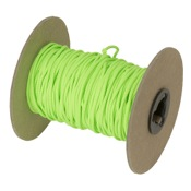 OMP Colored Release Loop Rope - 100ft. Bulk Spool, Flo Green