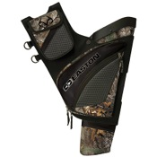 Easton Elite QH100 Hip Quiver - Camo, Realtree, RH