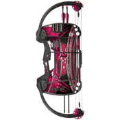 Barnett Tomcat Youth Bow - Pink, 16-22lbs.