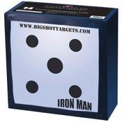 """BigShot Iron Man Travel & Discharge Target, 14""""x14""""x7"""""""