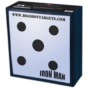 "BigShot Iron Man 24"" Speed Bow Target, 24""x24""x9"""