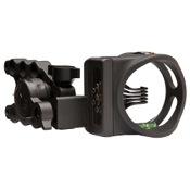 "Apex Accu-Strike Pro Select Sight, Black, 5 Pin - .019"", RH/LH"