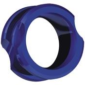 "G5 Meta Peep Hunter, 5/16"", Blue"