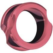 """G5 Meta Peep Hunter, 1/4"""", Pink"""