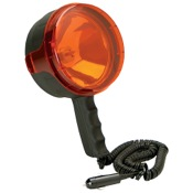 GSM Cyclops Seeker 4.0 Million Candle Power Search Light, 12V, w/Red Lens