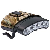GSM Cyclops Tilt 5 LED Hat Clip Lamp, NXT, 1 White LED