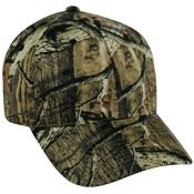 Outdoor Cap 6 Panel Cap, One Size, Infinity