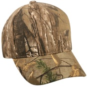 Outdoor Cap 6 Panel Cap, One Size, APX
