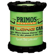 Primos Can - The Long Can w/Grip Rings Deer Call