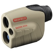 Redfield Raider 600 Rangefinder w/Inclinometer, 600 Max Yds, Black, 6X