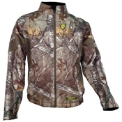 Robinson ScentBlocker Knock Out Jacket, Lg, APX, w/Trinity Scent Elim