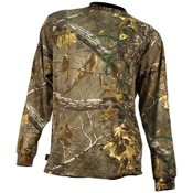 Robinson ScentBlocker Adult Long Sleeve Tee, Lg, APX