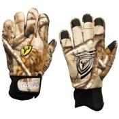 Robinson ScentBlocker Pro Grip Glove, Lg, APX, w/ScentBlocker