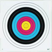"Maple Leaf FITA 10-Ring Four Color Face, 60 cm (24""), 25/pk., Paper"