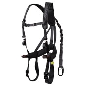 Gorilla G-Tac Air Safety Harness - Womens, 120-300lbs, Black