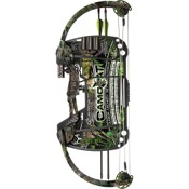 "Barnett Brotherhood Camocat Set, 20""-22"" Draw Length, 17-22lbs, APG, RH"