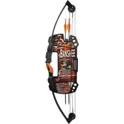 "Barnett Banshee Compound Set, 24""-26"" Draw Length, 25lbs., Black, RH/LH"