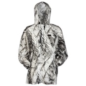 Game Hide Ambush Jacket, XL/2X, Snow, Cover Shell