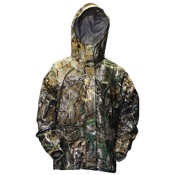 Game Hide Trails End Jacket, Lg, APX, Waterproof