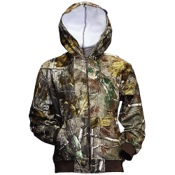 Game Hide Youth Deer Camp Hoodie, XL, AP