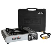 Can Cooker Dual-Fuel Portable Cooktop, Butane/Propane